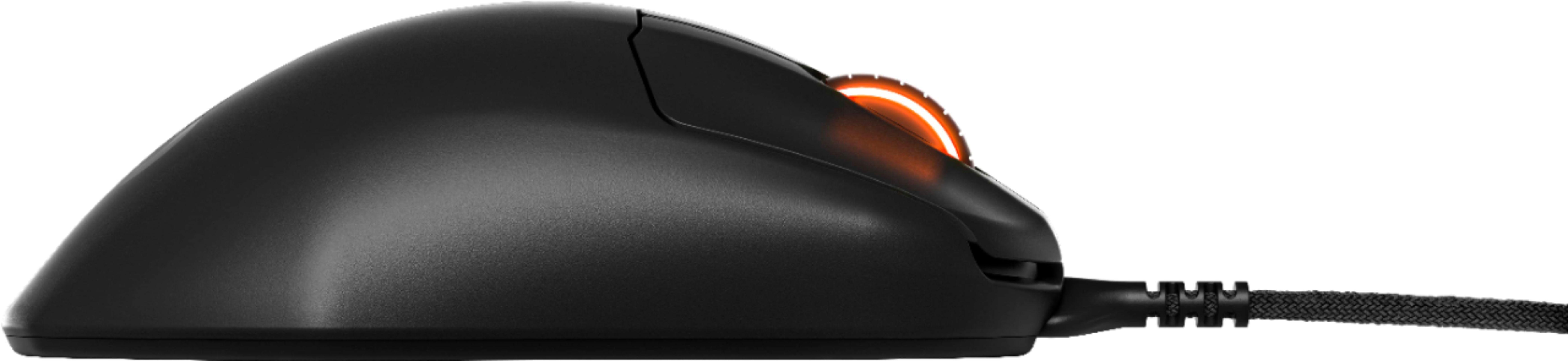 SteelSeries Prime juoda laidinė optinė-magnetinė pelė   18000 CPI