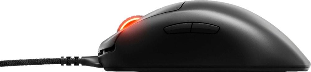 SteelSeries Prime+ juoda laidinė optinė-magnetinė pelė   18000 CPI