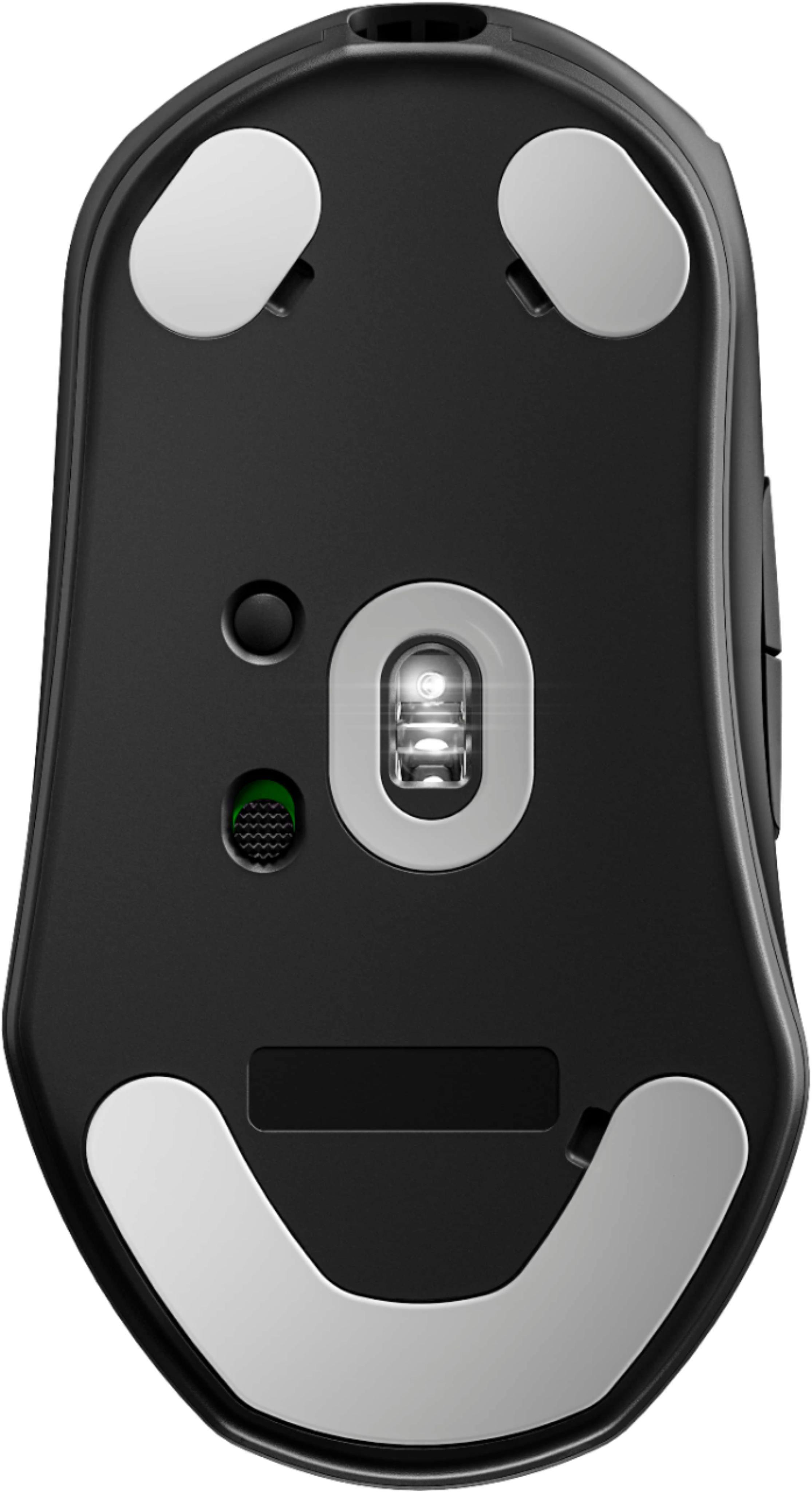 SteelSeries Prime Wireless juoda laidinė optinė-magnetinė pelė | 18000 CPI