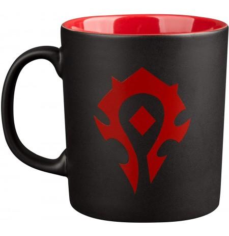 World Of Warcraft Horde Logo Puodelis