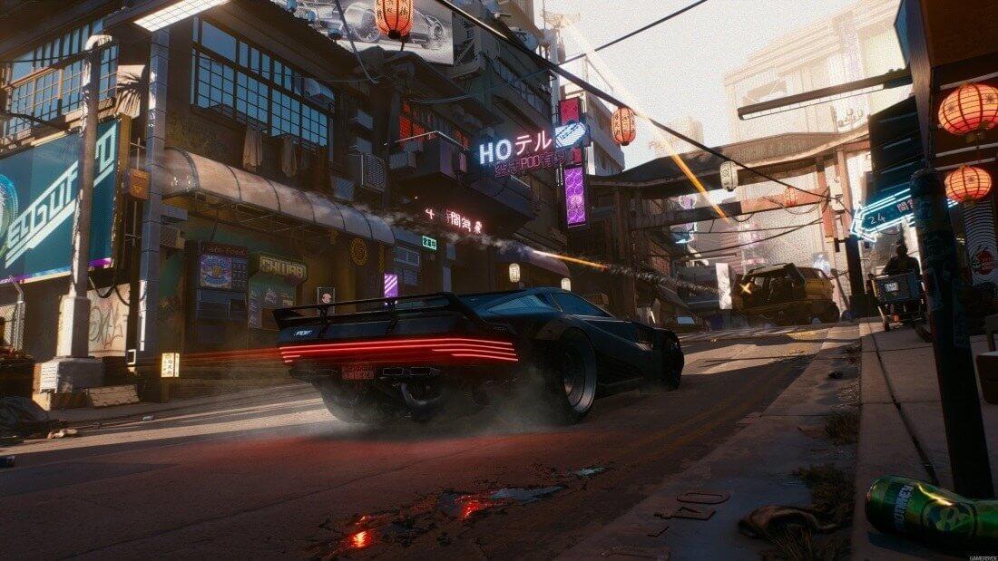 Cyberpunk 2077 (EN/RU)