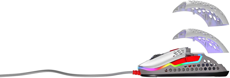 Xtrfy M42 Retro Optinė Laidinė Pelė | 16000 CPI
