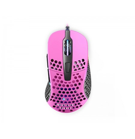 Xtrfy M4 Pink optical gaming mouse | 16000 CPI