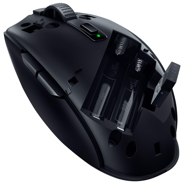 Razer Orochi v2 belaidė pelė   18000 DPI, 2.4GHz & Bluetooth