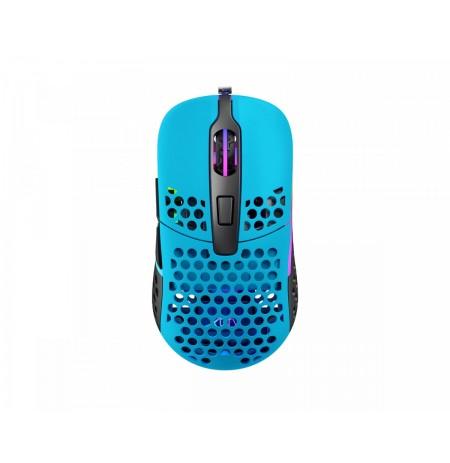 Xtrfy M42 Miami Blue optical gaming mouse | 16000 CPI