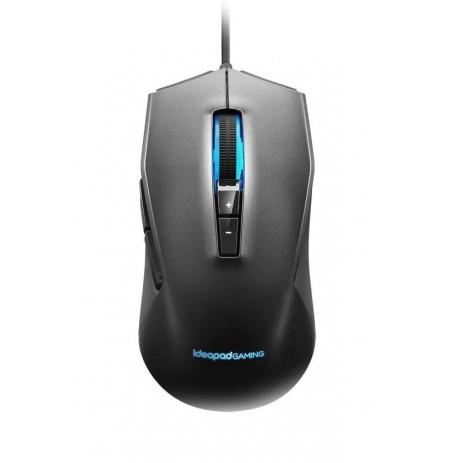 Lenovo IdeaPad Gaming juoda laidinė optinė pelė | 3200 DPI