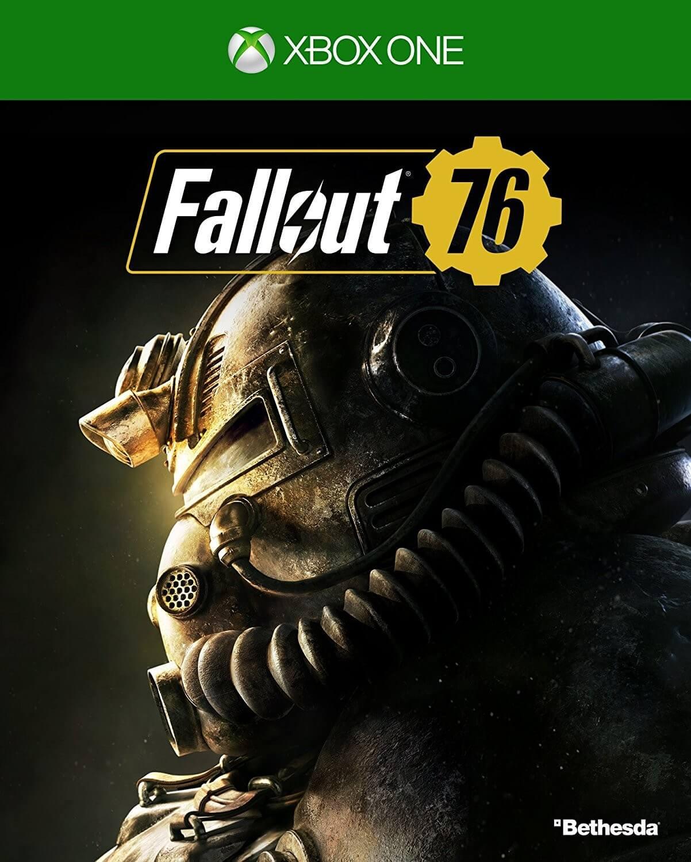 Fallout 76 XBOX