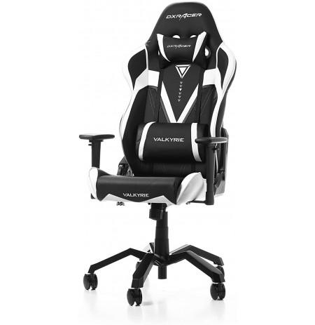 DXRACER VALKYRIE SERIES V03-NW balta ergonominė kėdė