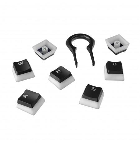 HyperX Pudding Keycaps   US, Black