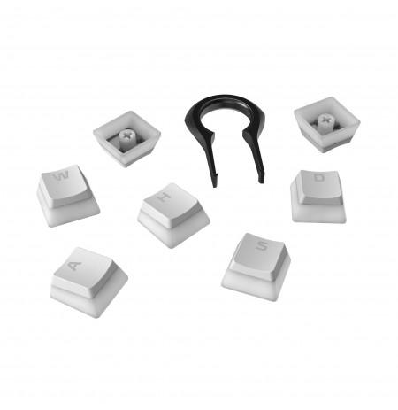HyperX Pudding Keycaps | US, White