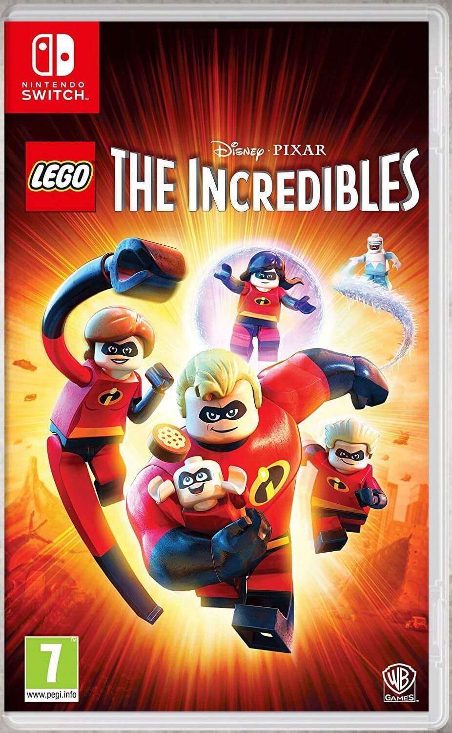 LEGO The Incredibles XBOX