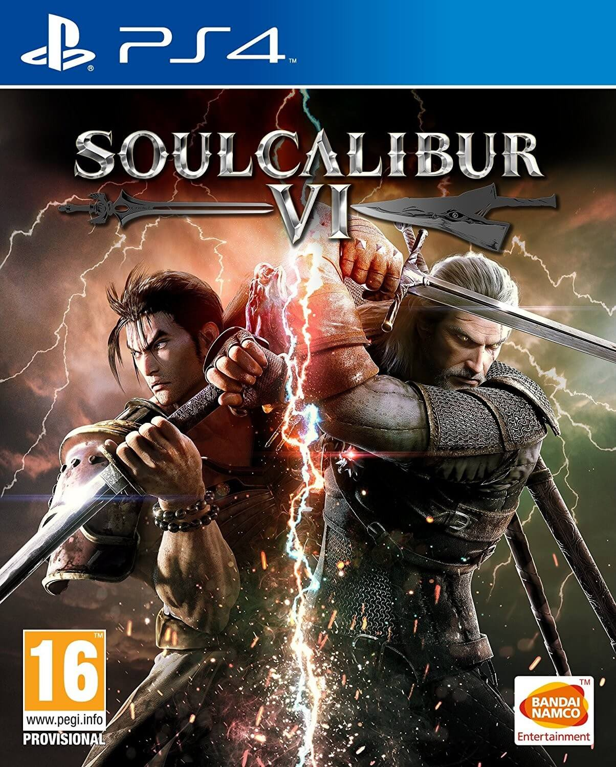 SOULCALIBUR VI: Standard Edition PS4