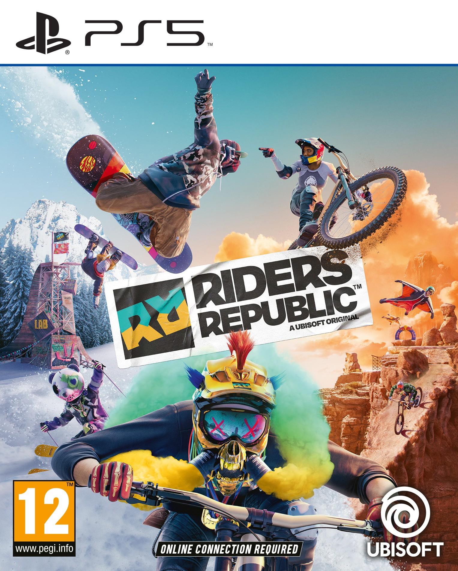 Riders Republic + Pre-Order Bonus