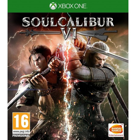 SOULCALIBUR VI: Standard Edition
