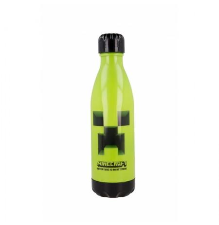 Minecraft plastikinis vandens buteliukas (660ml)
