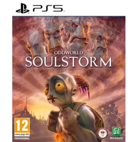 Oddworld: Soulstorm Day One Oddition (Pažeista pakuotė)