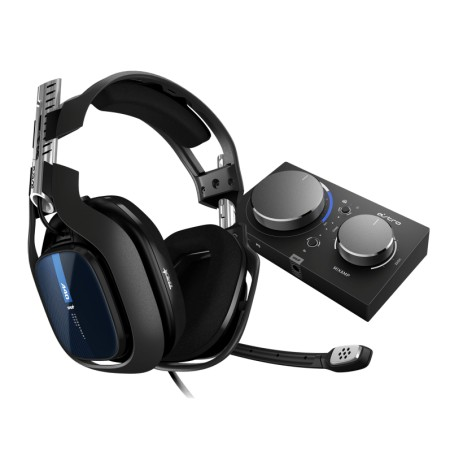 Astro A40 TR ausinės + MixAmp Pro TR | PS4/PS5, PC, Mac