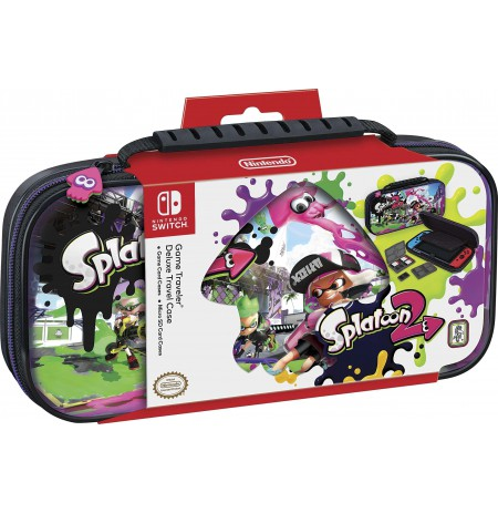 Game Traveler Deluxe Travel Case Splatoon 2