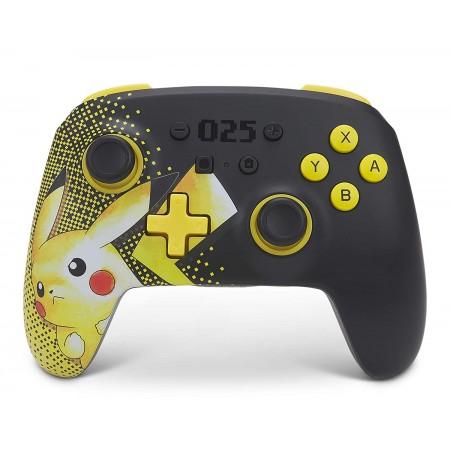 PowerA Enhanced Pikachu 025 belaidis valdiklis skirtas Nintendo Switch