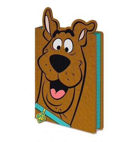 Scooby Doo: Ruh-Roh A5 užrašų knygutė