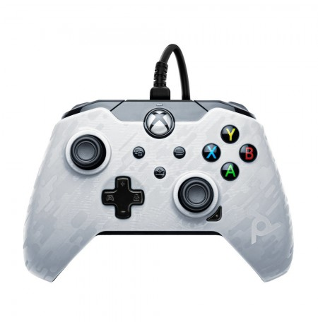 PDP wired joystick (Blue) | Xbox Series X|S, Xbox One, and Windows10 (Ghost White)