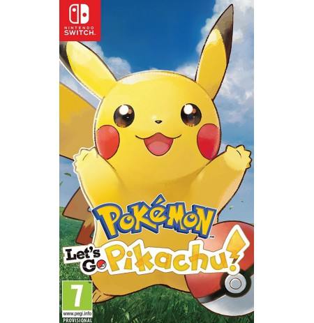 Pokemon Let's Go! Pikachu! XBOX