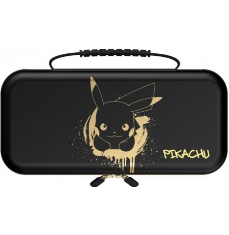 Nintendo Switch Pikachu (Black/Gold) | Standard/Lite