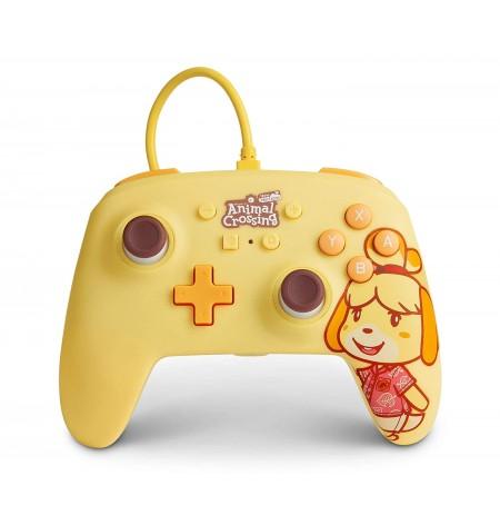 PowerA Animal Crossing: Isabelle laidinis valdiklis skirtas
