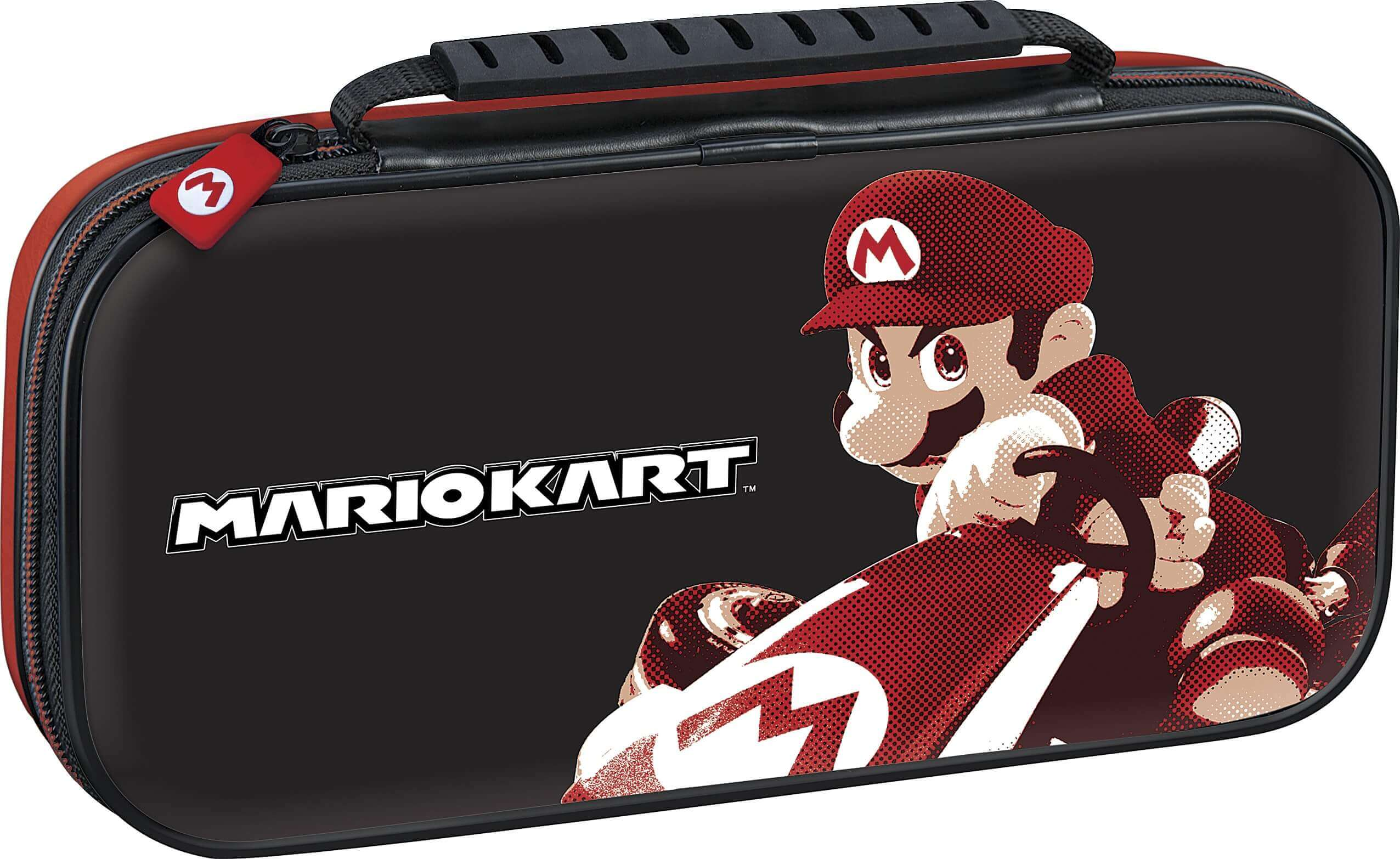 Game Traveler Deluxe Travel Case Mario Kart