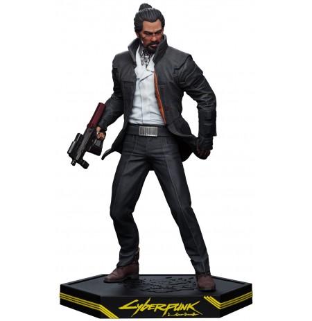 Cyberpunk 2077: Takemura figure | 23 cm