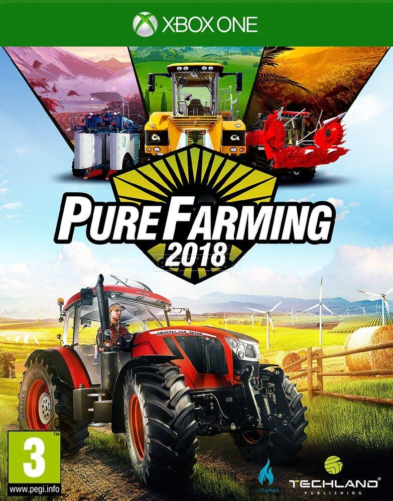 Pure Farming 2018 XBOX