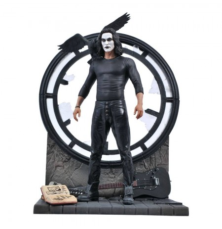 The Crow Movie statula | 23 cm