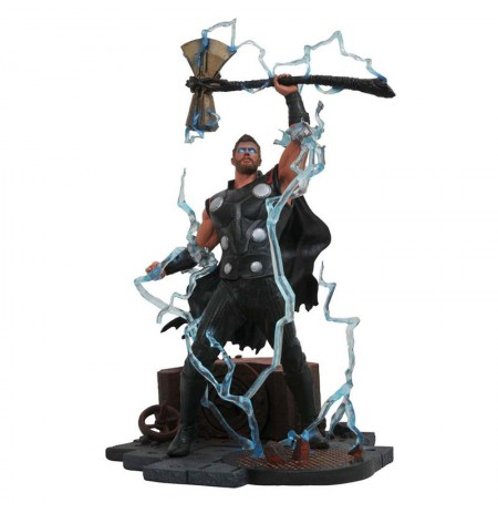 Marvel: Avengers Infinity War - Thor statula | 23 cm