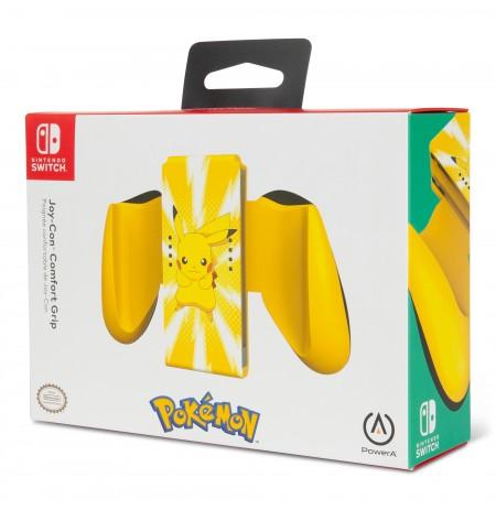 PowerA Pikachu Joy-Con Corfort Grip for Nintendo Switch