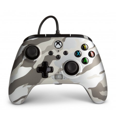 PowerA Enhanced Wired Controller For Xbox Series X S - Metallic