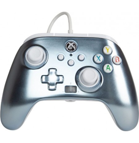 PowerA Enhanced Wired Controller For Xbox Series X S - Metallic Ice