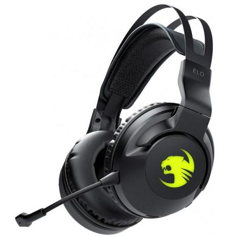 ROCCAT Elo 7.1 Air Wireless Gaming Headset   Black (ROC-14-140-02)