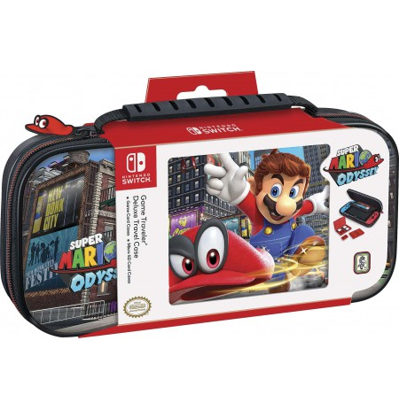 Game Traveler Deluxe Travel Case Super Mario Odyssey