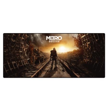 Metro Exodus Autumn pelės kilimėlis | 800x350x3mm