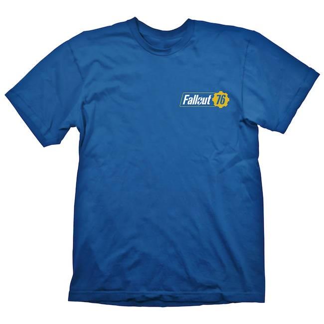Fallout Vault 76 marškinėliai   L Dydis