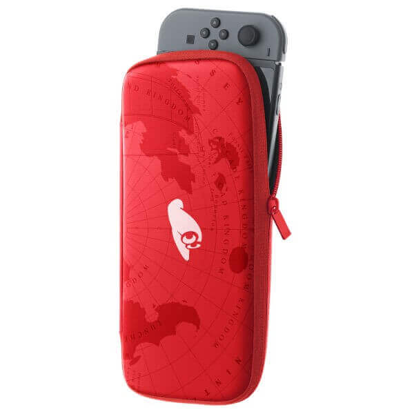 Nintendo Switch Carrying Case Super Mario Odyssey Edition & Screen Protector