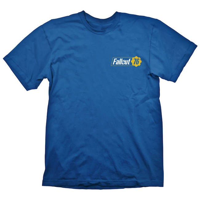 Fallout Vault 76 marškinėliai   XL Dydis