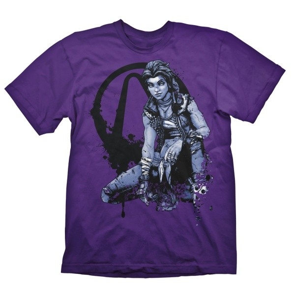 Borderlands 3 Amara marškinėliai   XL Dydis