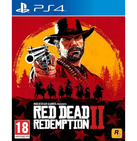 Red Dead Redemption 2: Standard Edition PS4