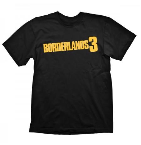 """Borderlands 3 """"Logo"""" T-Shirt   Extra Large"""