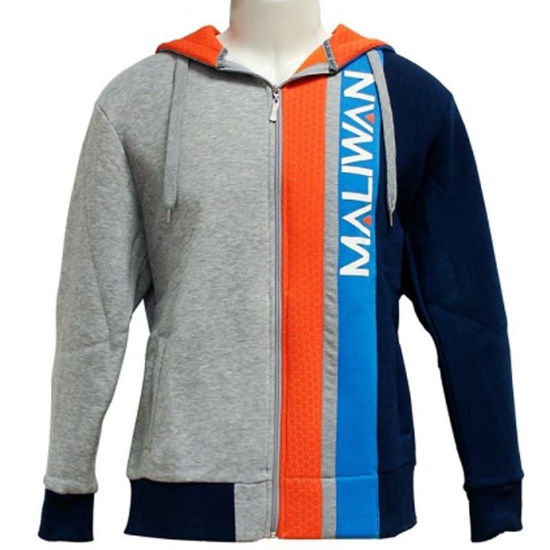 Borderlands Maliwan džemperis su užtrauktuku | XL Dydis