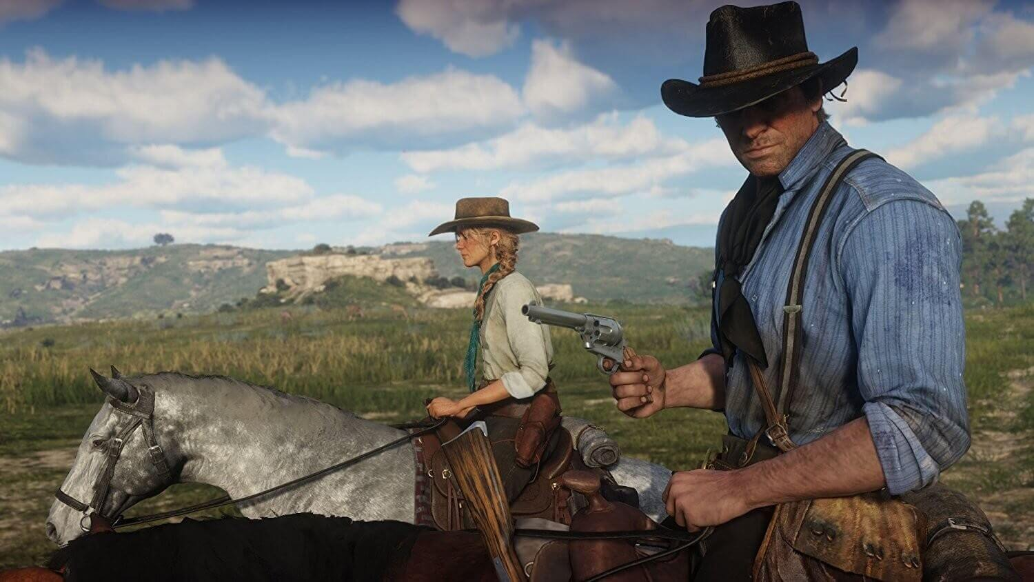 The Red Dead Redemption 2: Standard Edition