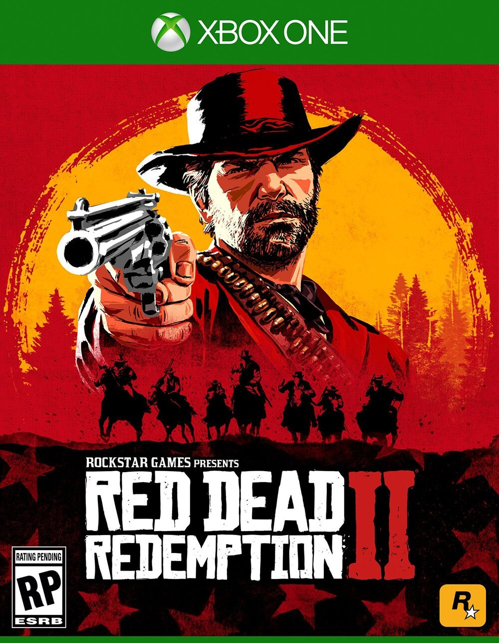 Red Dead Redemption 2: Standard Edition XBOX