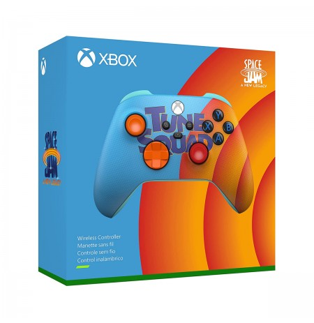 Xbox Series Wireless Controller - (Space Jam)