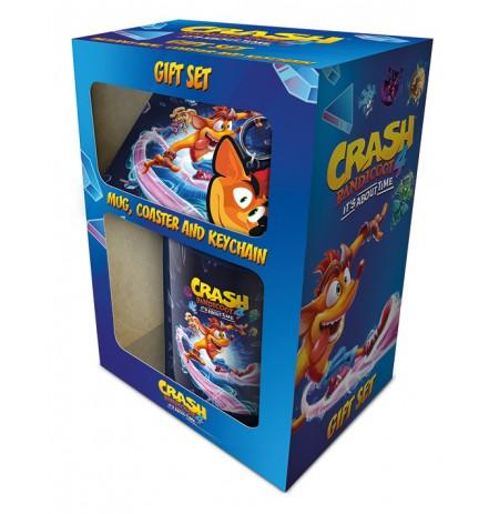 Crash Bandicoot 4 (About Time) dovanų rinkinys